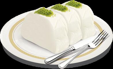 kesme dondurma tabağı PNG